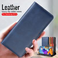 Deri Çevirme Manyetik Kılıf Samsung Galaxy A21S A 21 S SM-A217F Samsunga21s Cüzdan Standı Kitap Telefon Kapak Coque Fundas 6.5 ''
