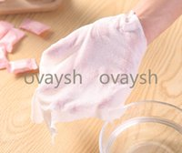 Travel Disposable Compressed kerchief Bath Towel Female Face Wash Makeup Remover Portable Cleansing