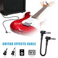 15 cm Pedal Kablo Kablosu 6.35 Elektro Gitar Efekti Müzik Aletleri Yama Tel Müzik Aşıklar Için Süsleme Oynamak