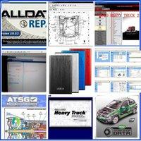 AllData 2021 إصلاح السيارات Soft-Ware جميع البيانات V10.53 + MIT-Chell + شاحنة ثقيلة + ATSG + حية 10.2 24 in1 1TB HDD لجميع شاحنات السيارات