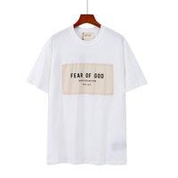 21ss Erkek Kadınlar Lulu Şort Sis Tanrı Korkusu Essentials T Gömlek Tee Tops T-Shirt Hoodies Elbiseler Kaz Kanada Ceket Tişörtleri Takım Elbise Çorap Kot Palto Çanta Ayakkabı 09