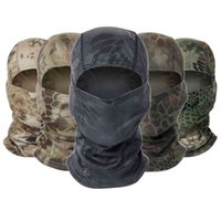 Cycling Cap Ski Mask Motorcycle Balaclava Hat Hood Neck Dustproof Winter Summer Fce Skimask Thermal Face Head Cover
