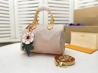 Высококачественный гигантский классический печатный цветок мешок сумка реальная кожаная женская сумка Speediy Pochette Metis Express Totes сумки сумки сумки в кошельке