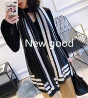 90-180cm Nueva marca para mujer Senior Long Long Long Longy Casifón Seda Mantones Moda Turismo Suave Diseñador de lujo Regalo de lujo Bufandas de impresión Bufanda