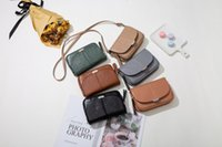 Cowhide briefcase fashion shoulder bag good quality wallet mini backpack lady inclined bags