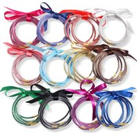 Glitter Bracelets Jelly Fashion Bangles for Women Trendy Glitter Filled Plastic Bow knot Ribbon Girls Party Gifts Silicone Jewelry Bracelets