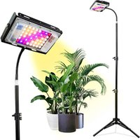 Grow Lights LED Light Full Spectrum Phytolamp Standing For Flowers Greenhouse Hydroponics Home Plant Lamps Growth Lighting Waterproof