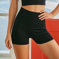 여성 반바지 여성 얇은 피트니스 캐주얼 스트레치 레이디 슬림 하이웨이 스트리트웨어 조깅 레깅스 여성 마른 체육관 스포츠 legging