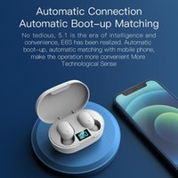Mini Wireless TWS Bluetooth 5.0 Earphones E6S PRO Music Game Macaron Color Waterproof Earbuds Sport Headset running with Charging BOX for Xiaomi All Smartphone