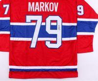 Markov Lafleur PRUST İmzalı imza imzalı imzalı oto jersey gömlek