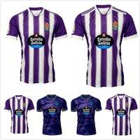 Top 21 22 Real Valladolid Soccer Jerseys Fede S. Sergi Guardiola Óscar Plano Camisetas de Fútbol 2021 2022 Chemises de football pour enfants adultes