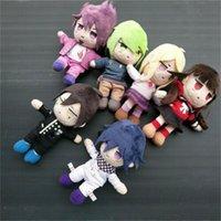 Новый аниме Danganronpa V3 Dangan Ronpa Saihara Shuichi Akamatsu Kaede плюшевые игрушки кукла