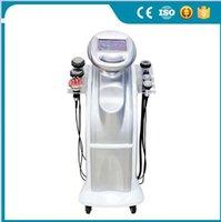 슬리밍 80K Cavitation RF 초음파 Lipo 진공 체중 감소 모양 조각 뚱뚱한 손실 아름다움 기계