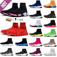 chaussures balenciaga balenciaca balanciaga designer sock sports speed 2.0 trainers trainer luxury women men runners shoes trainer sneakers hommes femme  femmes baskets