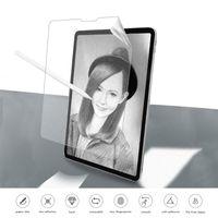 Computerbildschirm-Protektoren Papier wie Schutzfolie Matte Haustier Anti Blend-Malerei für 9.7 Luft 10.5 Mini 5 Pro 11 10.2 Gesichts-ID 12.9 inc
