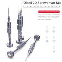 Hand Tools QIANLI OEM 2D High-Precision Bolt Driver For  Samsung Huawei Mobile Phone Disassemble Repair Kit Screwdriver Set