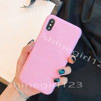 Moda Telefon Kılıfları Için iPhone 12 Pro Max 11 11pro 11promax 7 8 P X XR XS XSMAX Durumda PU Deri S- 13 14