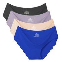 Women's Panties Seamless Panty Set Underwear Female Comfort Intimates Fashion Ladies Low-Rise Briefs Women Sexy Lingerie