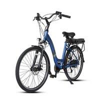Новый Electric City E Bike Два колеса Электрические велосипеды 48V 350W 12.8Ah Samsung аккумулятор для взрослых Electrics Велосипеда США
