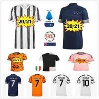 2020 Neues Zuhause weg Dritter 3. 4. Fussball Jersey Benutzerdefinierte Name Nummer 20 21 Mann Frauen Kinder 2019 20 21 Weiß Blau Orange Rosa Fußball Hemd