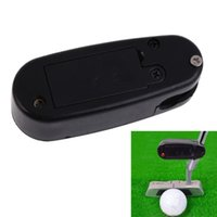 Golf Training Aids Putter Laser Sight Correction Aid Tool Practice Rangefinder Tools For Indoors Outdoor