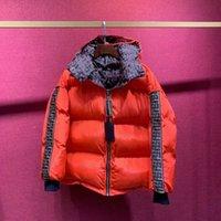 Designer Mens Jacket Parkas Men Women Casual Winter Down Coats Outdoor Feather Doudoune Homme Unisex Letter prin Coat Outerwear Detachable hat warm Windproof