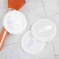 Sponges, Applicators & Cotton Professional Round Shape Face Body Powder Makeup Sponge Portable Soft Foundation Cosmetic Puff Puf K3e9