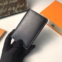 2021 Ventes d'élégant cuir véritable femme portefeuille sac de sac de qualité supérieure sacs à bandoulière taille classique lettre chaîne porte-clés