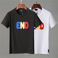 Célèbre hommes Designers T-shirt Polos Hommes Femmes Lettre Imprimer Mode Courte Mode Mens Styliste Casual Cold Col Tees Taille Qaq