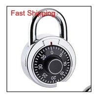 الصلب الصلب القيد الهاتفي مزيج الأمتعة خزانة قفل الأمن قفل لصناديق أداة خزانة المضادة للسرقة 7ahts xfqap