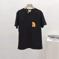 유럽 힙합 이탈리아 미국 공동 글라토볼 편지 인쇄 T 셔츠 스케이트 보드 거리 멋진 Tshirt 남자 여성 면화 짧은 소매 티