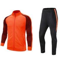 Gym Clothing Season Men Kid Soccer Kit Set Survetement Football Sports Kits Futbol Jersey Leg Pants Sets Fitness Sport Tracksuit