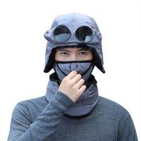 Outdoor Hats Men Women Ski Mask Beanie Cap Face Winter Hunting Ear Warm Workout Hat Bonnet Chauffant Casquette Trucker For
