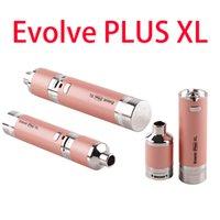 Yocan Evolve Plus XL Kiti Balmumu DAB Vape Kalem 1400 mAh Pil Benzersiz Quad Bobin Teknolojisi Buharlaştırıcı Tasarım Manyetik Bağlantı