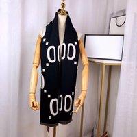 190-65cm Marca Bufandas Para Mujer Senior Long Long Layer Casifón Seda Mantones Moda Turismo Turismo Suave Diseñador de Lujo Regalo Impresión Bufanda