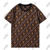 2121 جديد رجل إمرأة مصمم القمصان المطبوعة أزياء الرجل تي شيرت أعلى جودة القطن عارضة المحملات قصيرة الأكمام لوكس بلايز 90