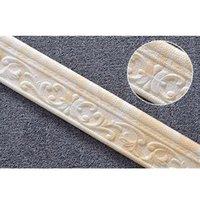 Pegatinas de pared Pegatina Marco de la puerta Papel 3D con calcomanía adhesiva Tablero de espuma Impermeable para la sala de oficina Decoración del hogar