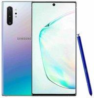 Original Samsung Galaxy Note 10 Plus N975U cell Phone Octa Core 12GB 256GB ROM 6.8 inch 4G Lte Unlocked Refurbished cellphones