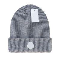 الشتاء العلامة التجارية قبعة الرجال النساء واحد الجنس الترفيه الحياكة بيني بيني سترة رئيس كاب عشاق في الهواء الطلق الأزياء محبوك القبعات سترة