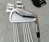 Taylormei 2021 Golf Golf Group Men's CNC Small Head Custile Handfeel Высокая отказоустойчивость 3-P 8-Piece Установить различные стальные или графитовые валы