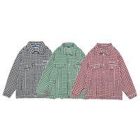 Men's Jackets Jacket Baseball Uniform Embroidery Flocking Letters Cotton Fabric Single-breasted Harajuku Hip Hop Streetwear Coat