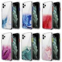 Flow Gold Shimmering Pulver Handy Shell Für iPhone 11Pro Max 7 / Xr Schimmernde Powde Shell-Schutzhülle FEMA für iPhone 12 7 / 8plus
