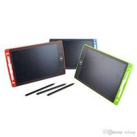 """8.5 """"شاشة LCD الكتابة اللوحي خط اليد لوحة الرسم الرقمية لوحة الرسومات paperless المفكرة دعم الشاشة وظيفة واضحة 2107445"""
