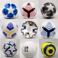 프리미어 챔피언스 리그 축구 공 20 21 UEFAS EURO KYIV PU 크기 5 2021 시리즈 성인 경기 기차 특별 축구 과립 미끄럼 방지 우수한 품질의 공
