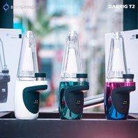 Autres accessoires fumeurs DABRIG T2 4 couleurs DAB Original DAB Cire Centrage de la cire Vaporisateur Température Dispositif Dispositif Kit authentique amélioré sur W2