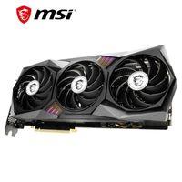 MSI NVIDIA GEFORCE GTX RTX 3090/3060 TI / 3070/3080 Gaming Gaming Gaming Placas PC PC Cartões de vídeo