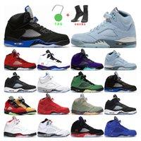 الحرة الشحن فلينت أحذية كرة السلة الرجال المدربين air jordan retro 5s   DMP أعلى جودة حصل على لعبة رياضية أحذية رياضية الأزياء
