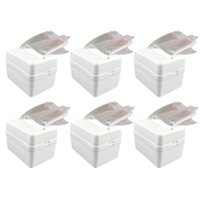 6 Устанавливает деньги коробки торт деньги вытягивая коробку для выпускной день рождения пирог