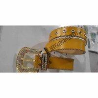 2022 Designer Belt Bb Simon Belts for Men Women Shiny diamond belt yellow