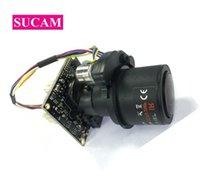 Cameras SUCAM CMOS 1080P AHD Security Camera Full HD 2.8-12mm Motorized Varifocal 4XZoom Lens 30M Distance CCTV Pal NTSC